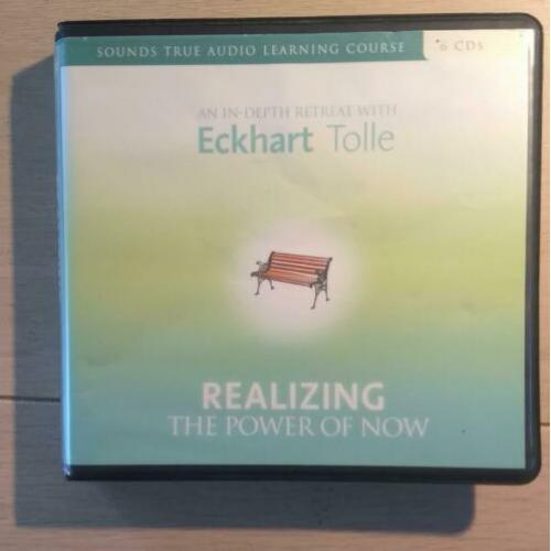 Eckhart Tolle Realizing the power of now 6 cd