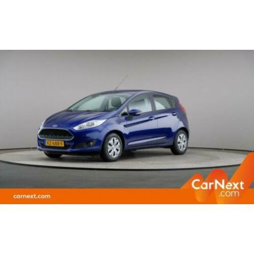 Ford Fiesta 1.5 TDCi Style Ultimate Lease Edition, Navigatie