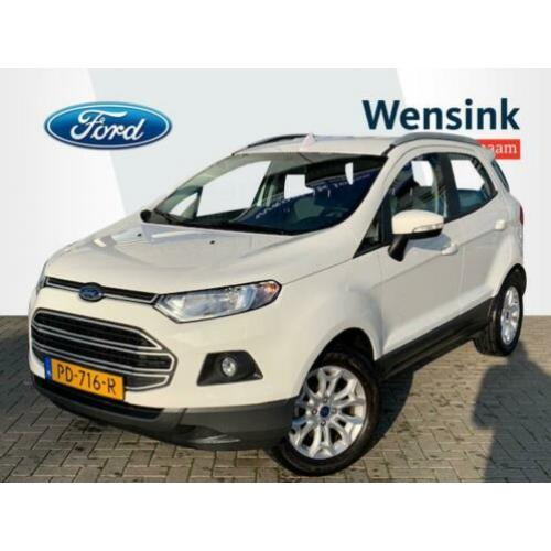 Ford EcoSport 1.0 EcoBoost Trend | Navigatie | DAB+ | Parkee
