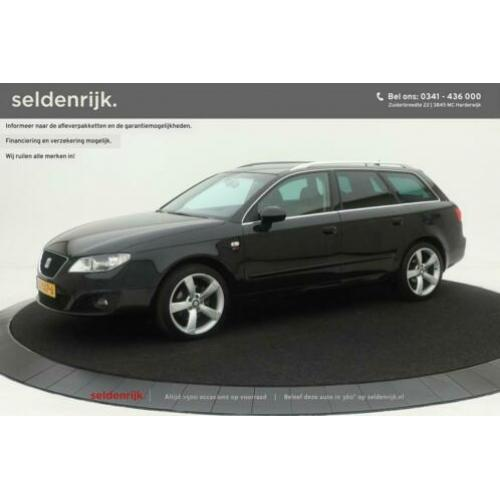 Seat Exeo 2.0 TDI ST High | Navigatie | Climate control | Le