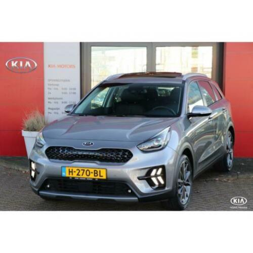 Kia Niro 1.6 GDi Hybrid ExecutiveLine I All season I Navi I