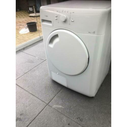 Condensdroger Whirlpool