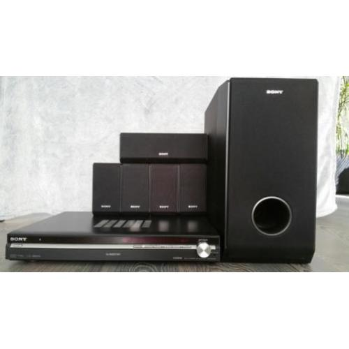 Sony Home Theather set inclusief 6 speakers